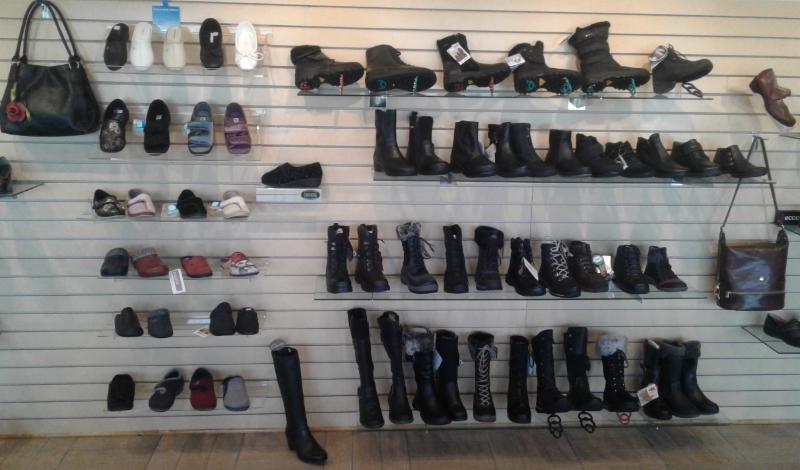 Chaussures Laforest Ltee à Longueuil