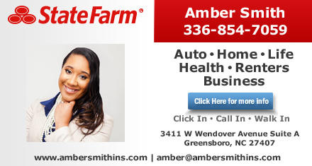 Amber Smith - State Farm Insurance Agent image 0
