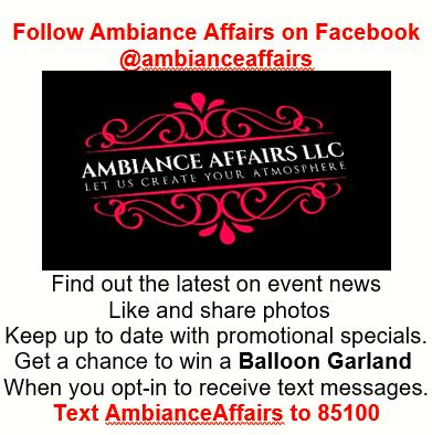 Ambiance Affairs LLC image 1