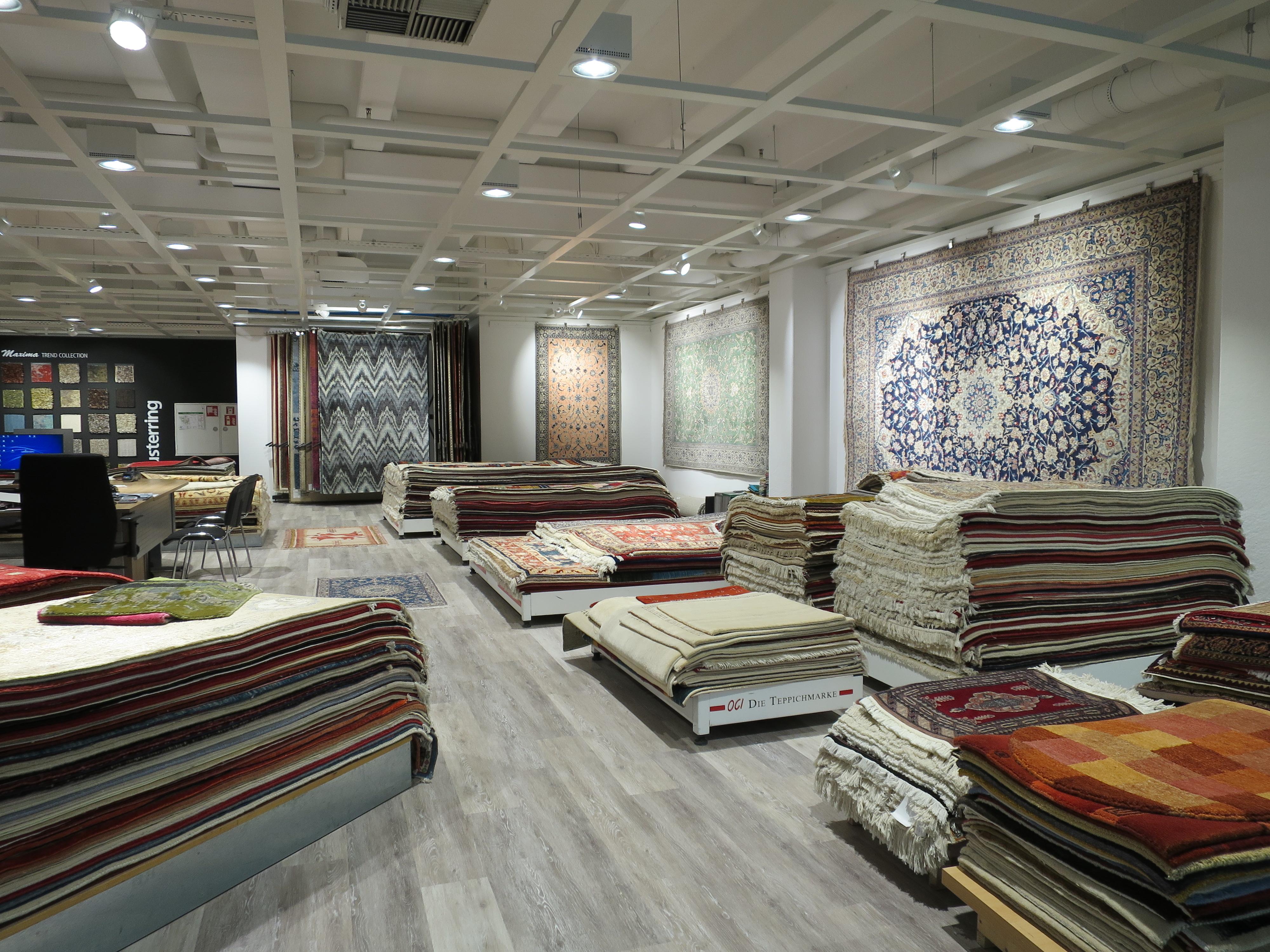 teppichland im hause m bel bernsk tter in m lheim an der ruhr ffnungszeiten adresse. Black Bedroom Furniture Sets. Home Design Ideas
