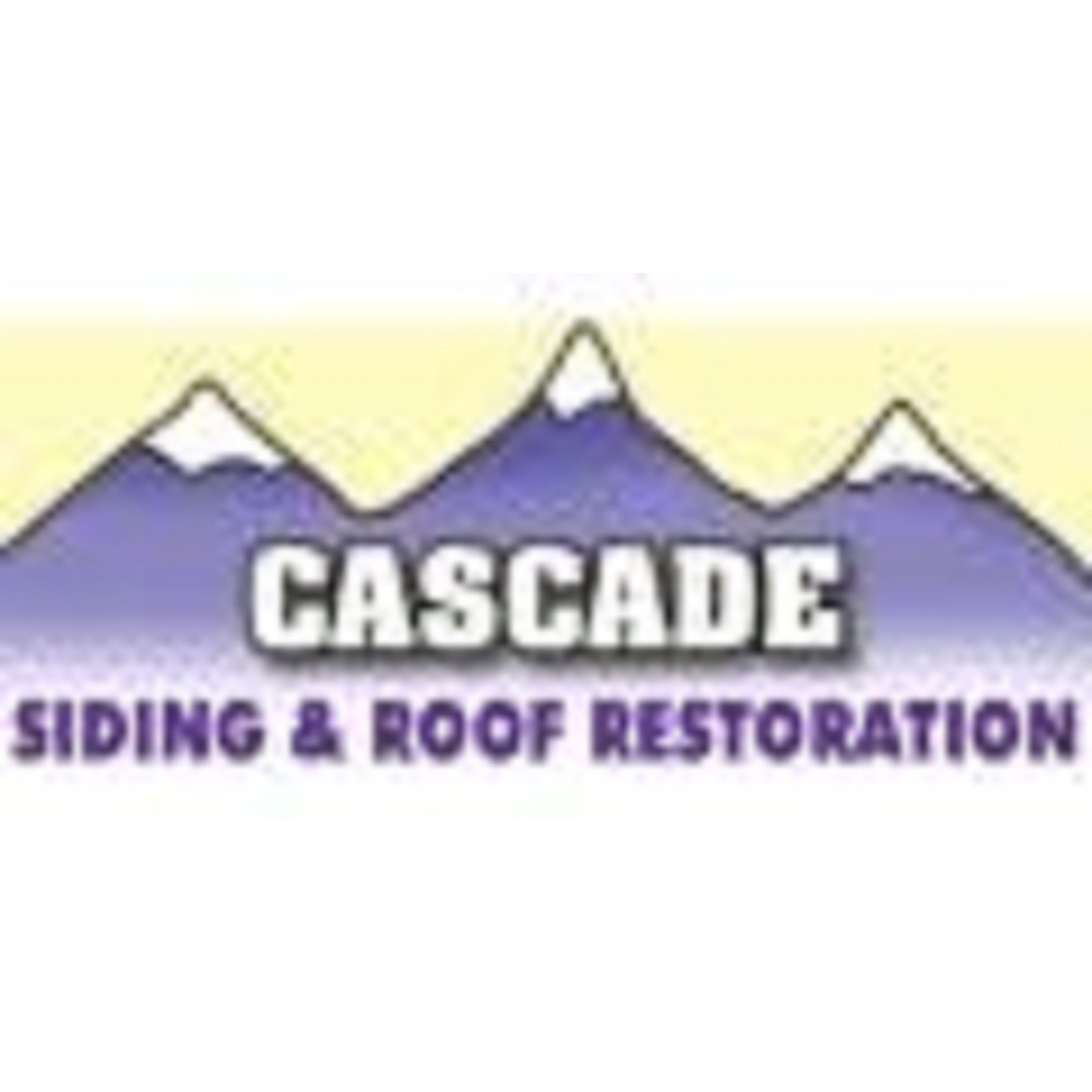 Cascade Siding & Roof Restoration