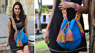Hailing from Colombia and the United States, our Latin American roots are strong and our vision is large. We've made it our mission make the Wayuu mochila available and accessible to all while supporting the preservation of the Wayuu culture through charitable causes.