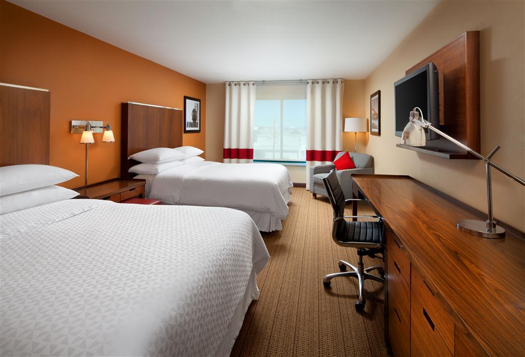 Four Points by Sheraton Hotel & Suites San Francisco Airport image 2