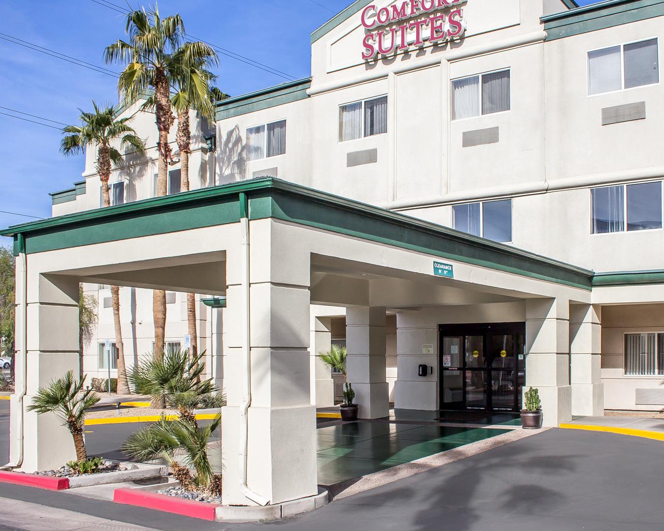 Comfort Suites Phoenix North 10210 N. 26th Dr. Phoenix, AZ ...