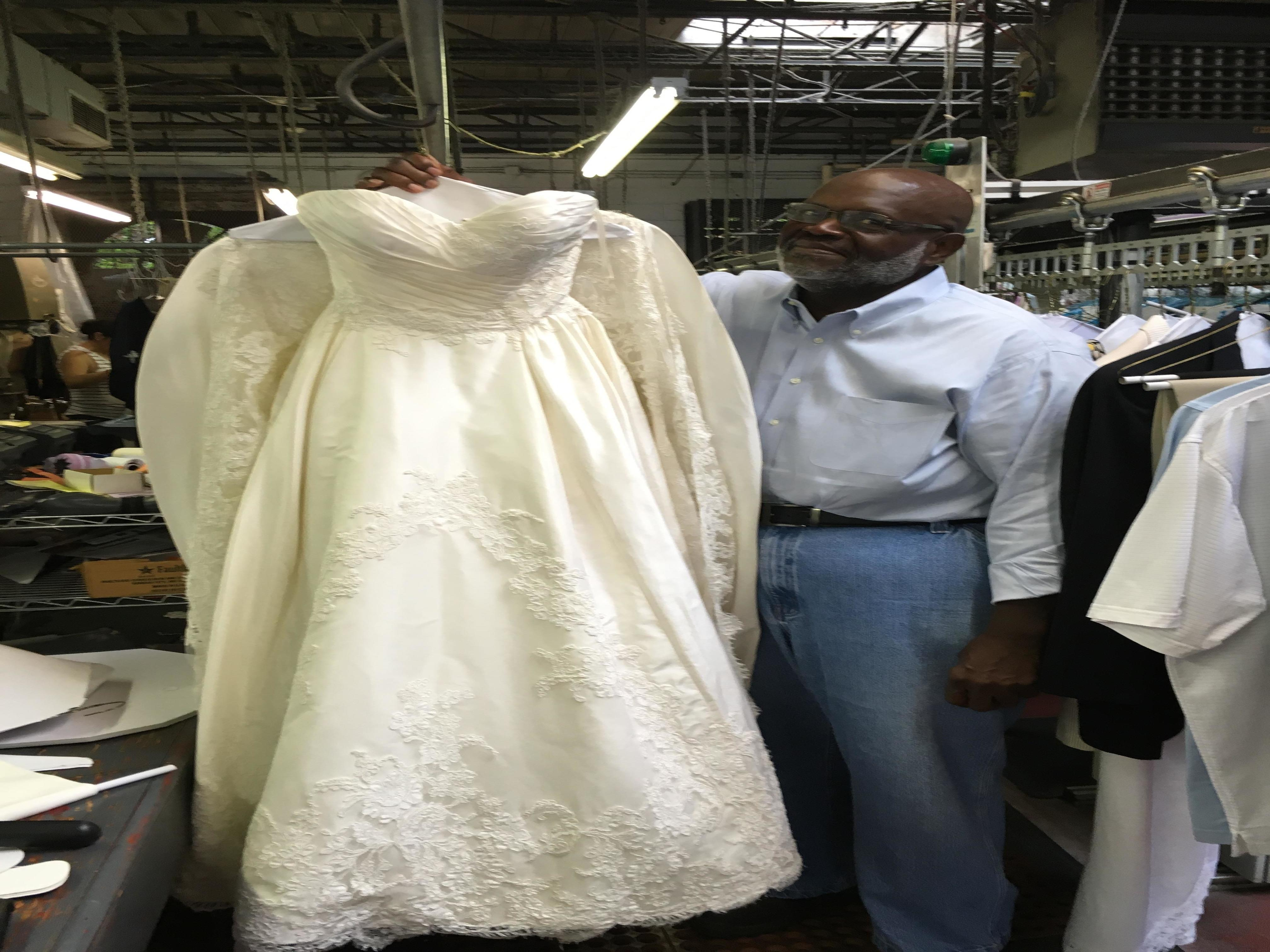 Vogue cleaners in birmingham al 205 322 5 for Wedding dress cleaning birmingham