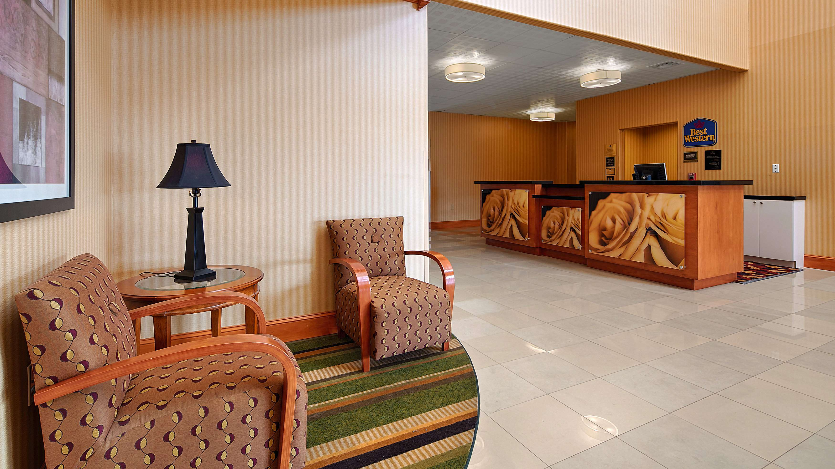 Best Western Plus Rose City Conference Center Inn In