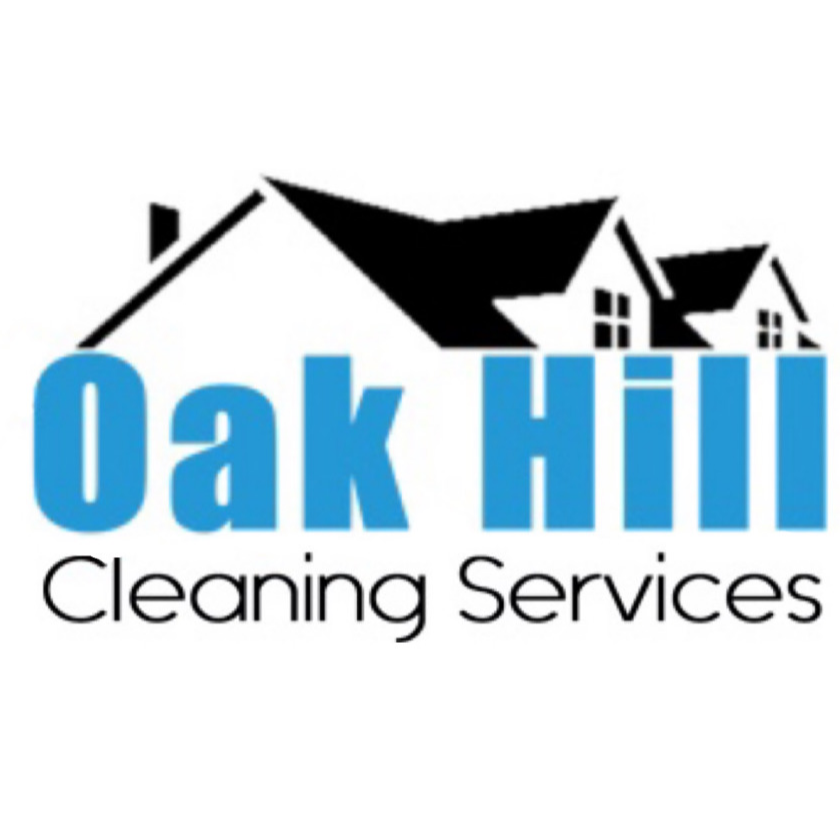 Oak Hill Cleaning Services Logo