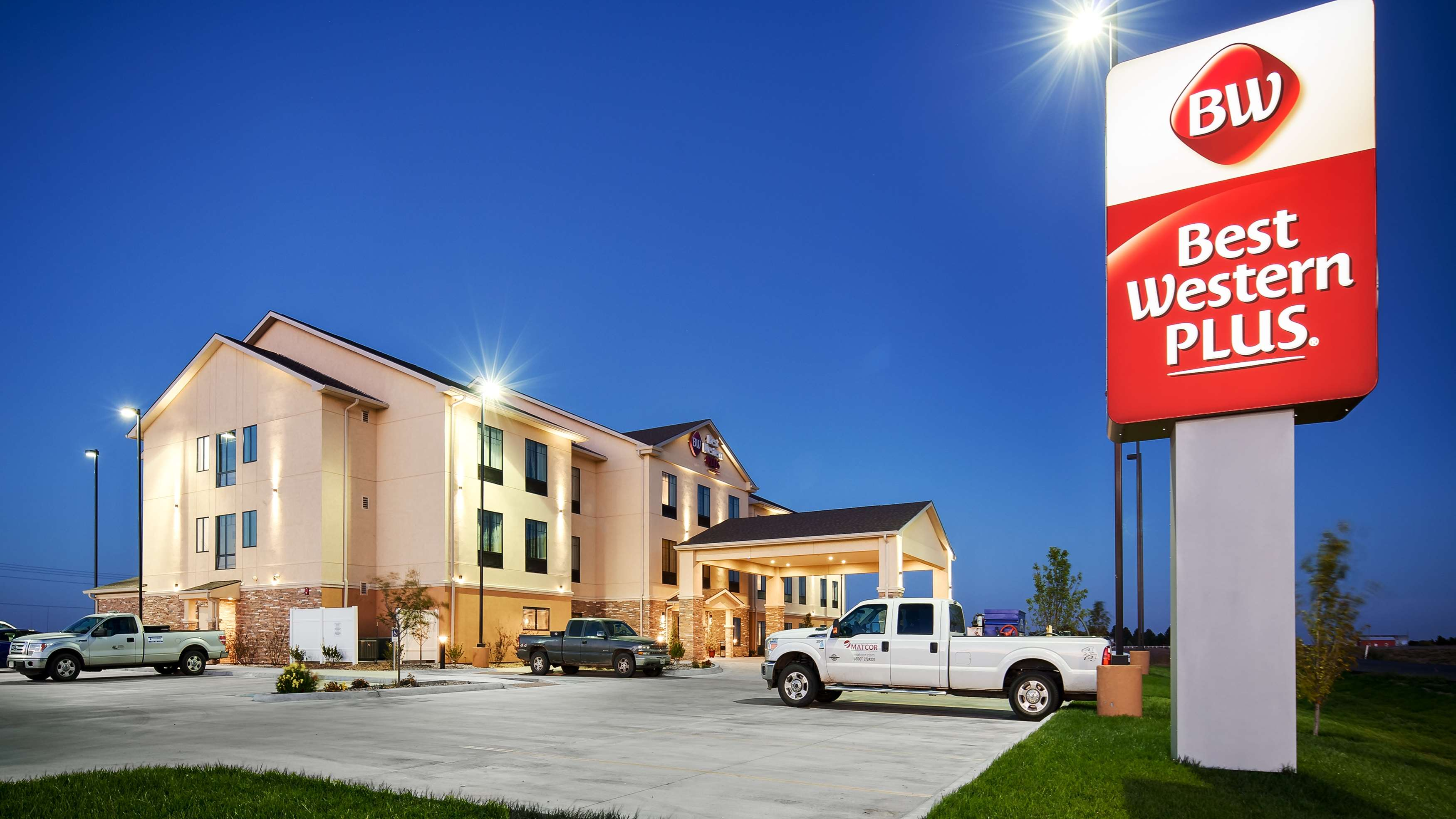 Best Western Plus Stevens County Inn image 1