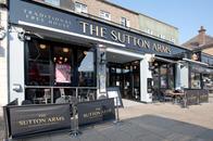 Sutton Arms - Outside