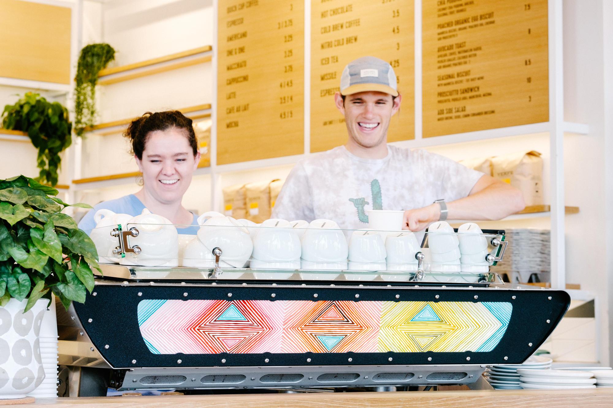 Verve Coffee Roasters in Santa Cruz, CA, photo #4