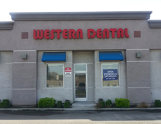 Western Dental - ad image