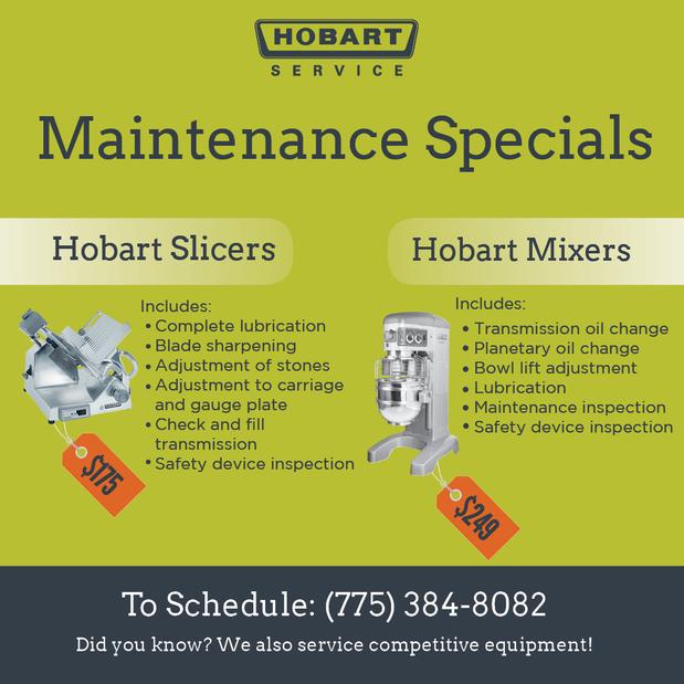 Hobart Service In Pleasanton Ca 94588 Citysearch
