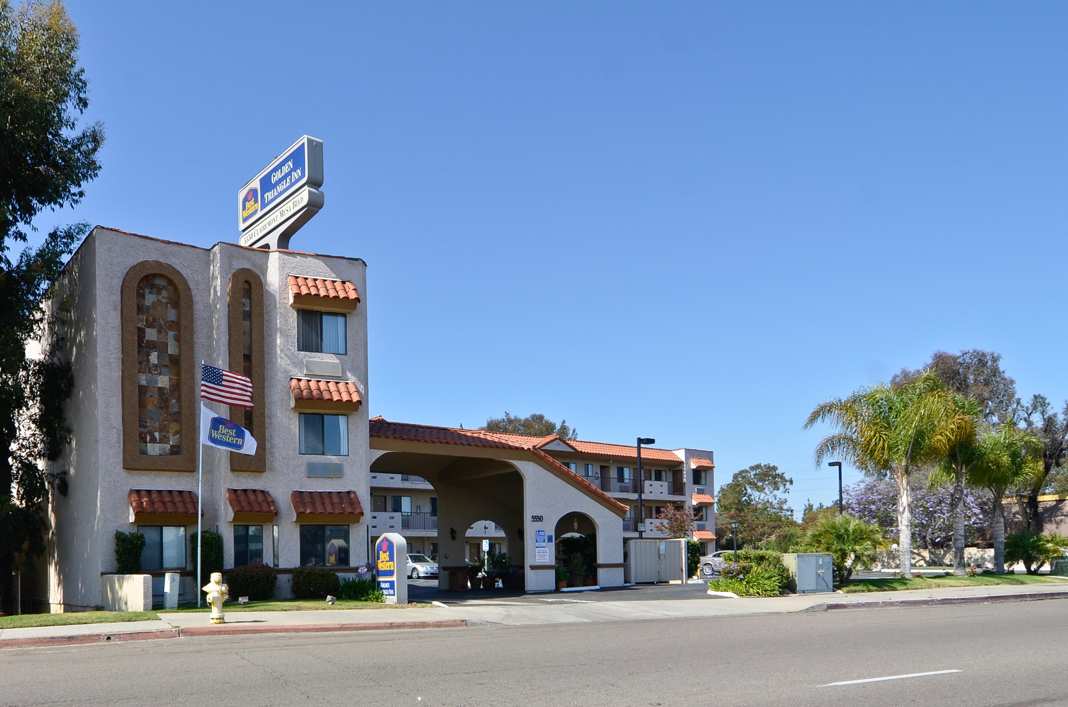 Motel   Clairemont Mesa Blvd