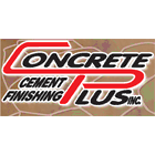 Concrete Plus Cement Finishing