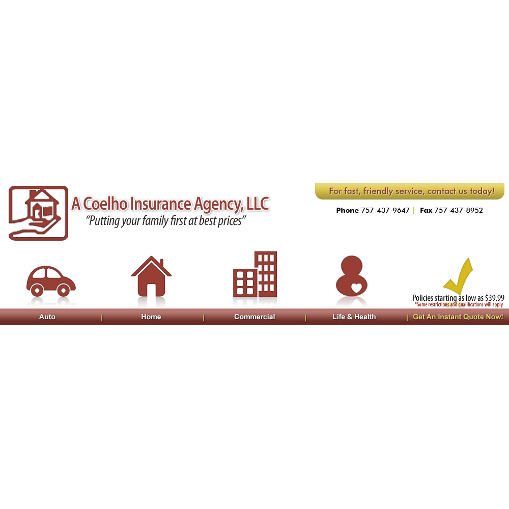 The Coelho insurance agency - ad image
