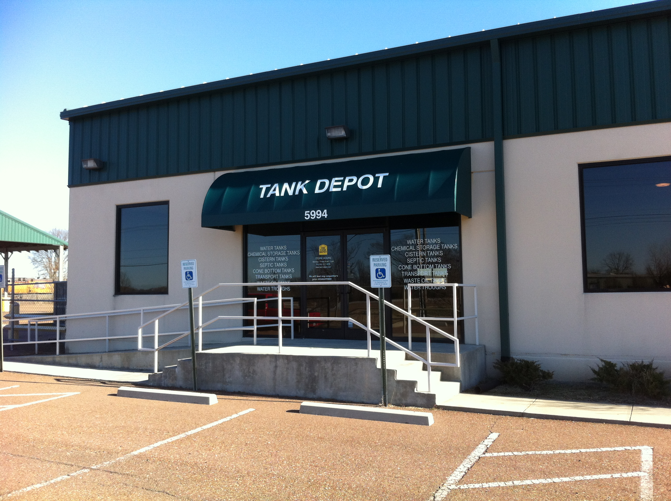 Tank Depot of Arlington Tennessee image 0