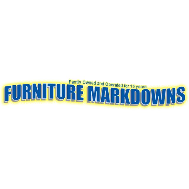 Furniture Markdowns