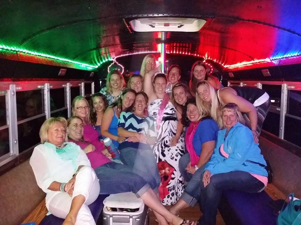 Partridge Family Party Bus image 5