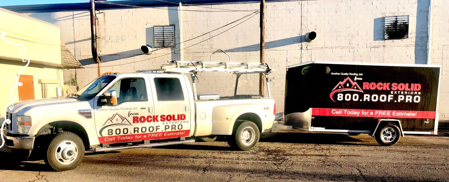 Rock Solid Exteriors - Roofers and Siding Contractors image 26
