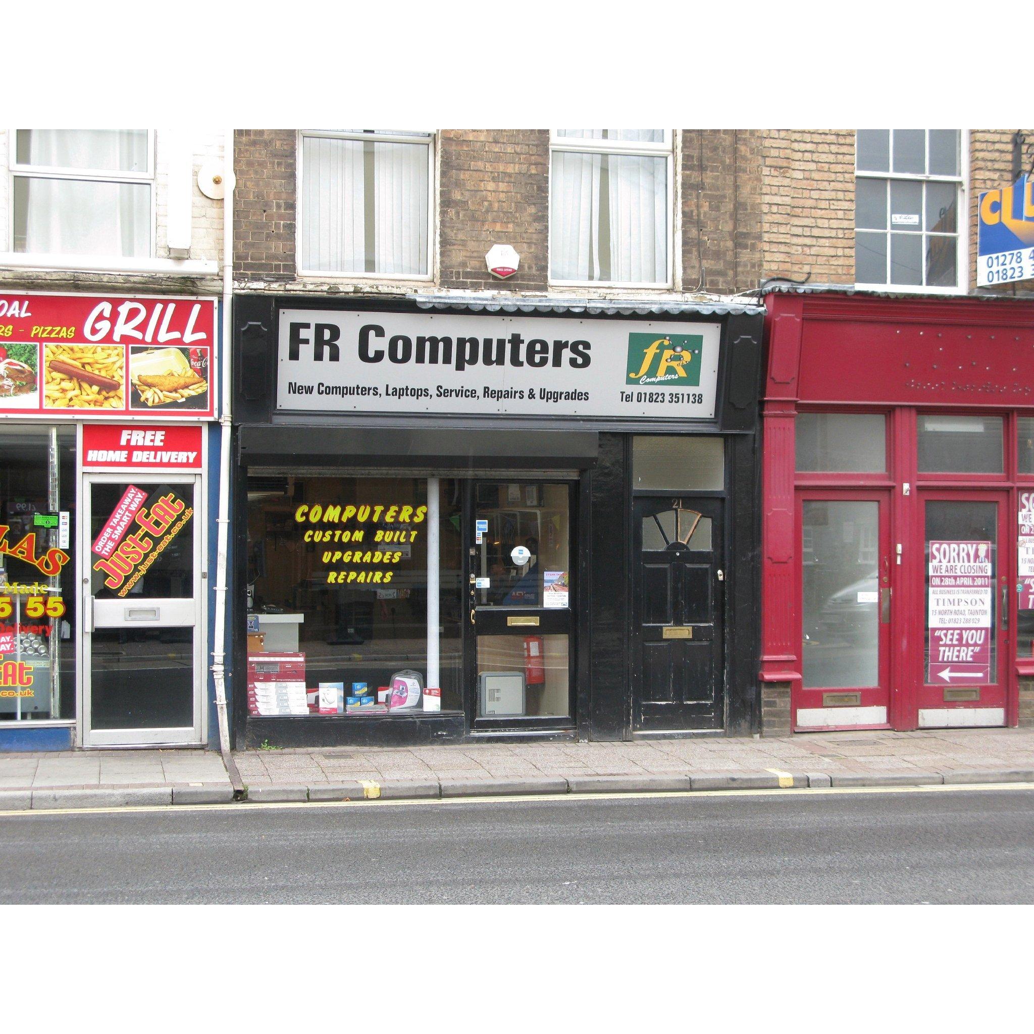 FR Computers - Taunton, Somerset TA1 1TQ - 01823 351138 | ShowMeLocal.com