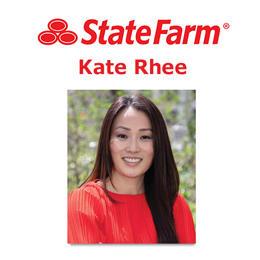 Kate Rhee - State Farm Insurance Agent
