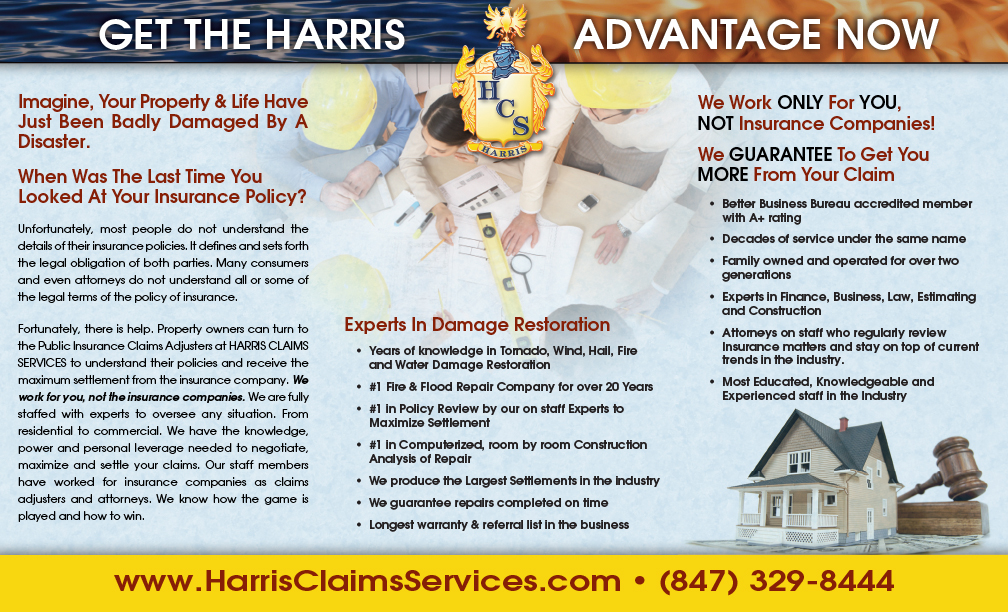 Get The Harris Advantage