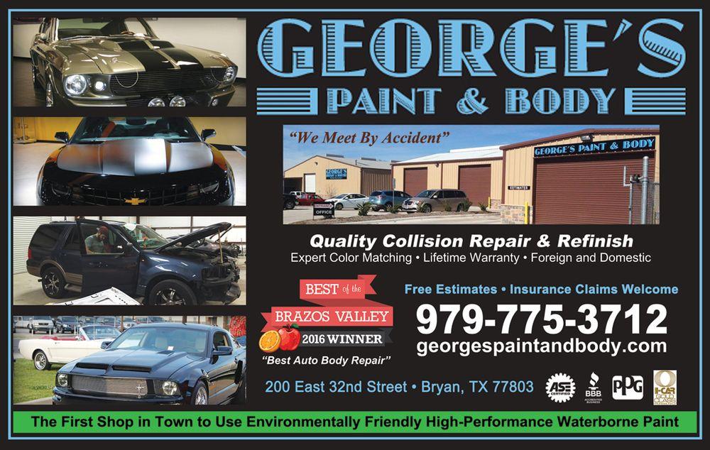George's Paint & Body, LLC image 1
