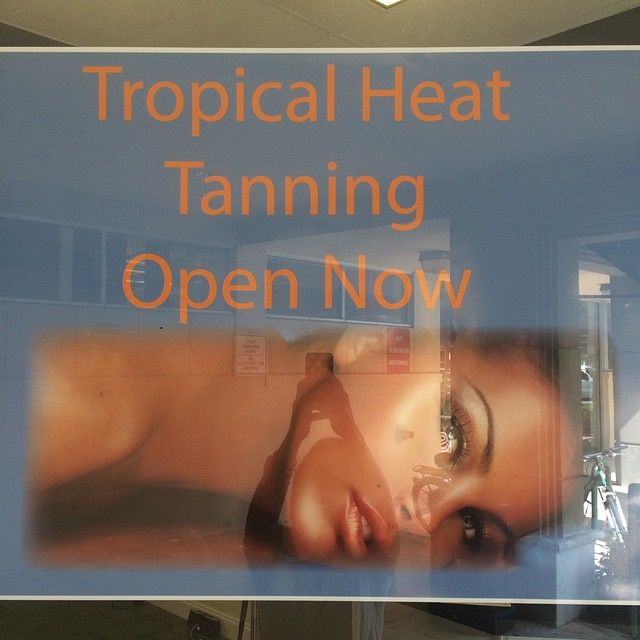 Tropical Heat Tanning