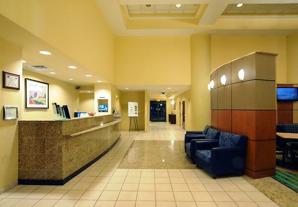 Springhill Suites By Marriott Oklahoma City Quail Springs At 3201 W Memorial Road Oklahoma