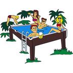 Pools & Cues & Spas, Too