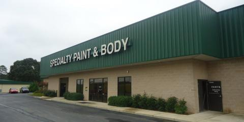 specialty paint body in athens ga 30607 citysearch