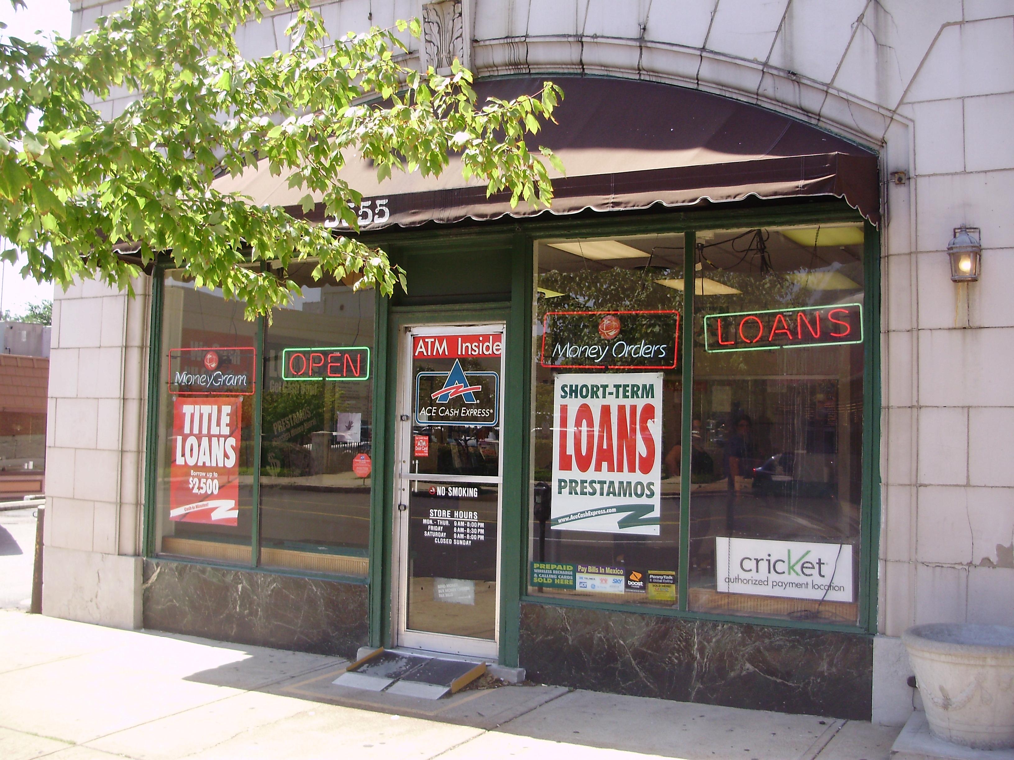 Ace Cash Express 3655 S Grand Blvd Saint Louis Mo