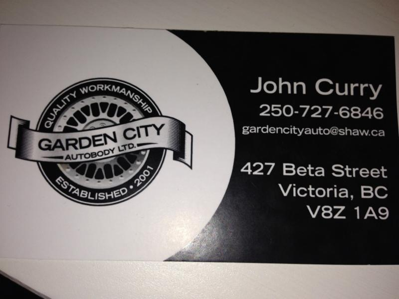 Garden City Body & Paint