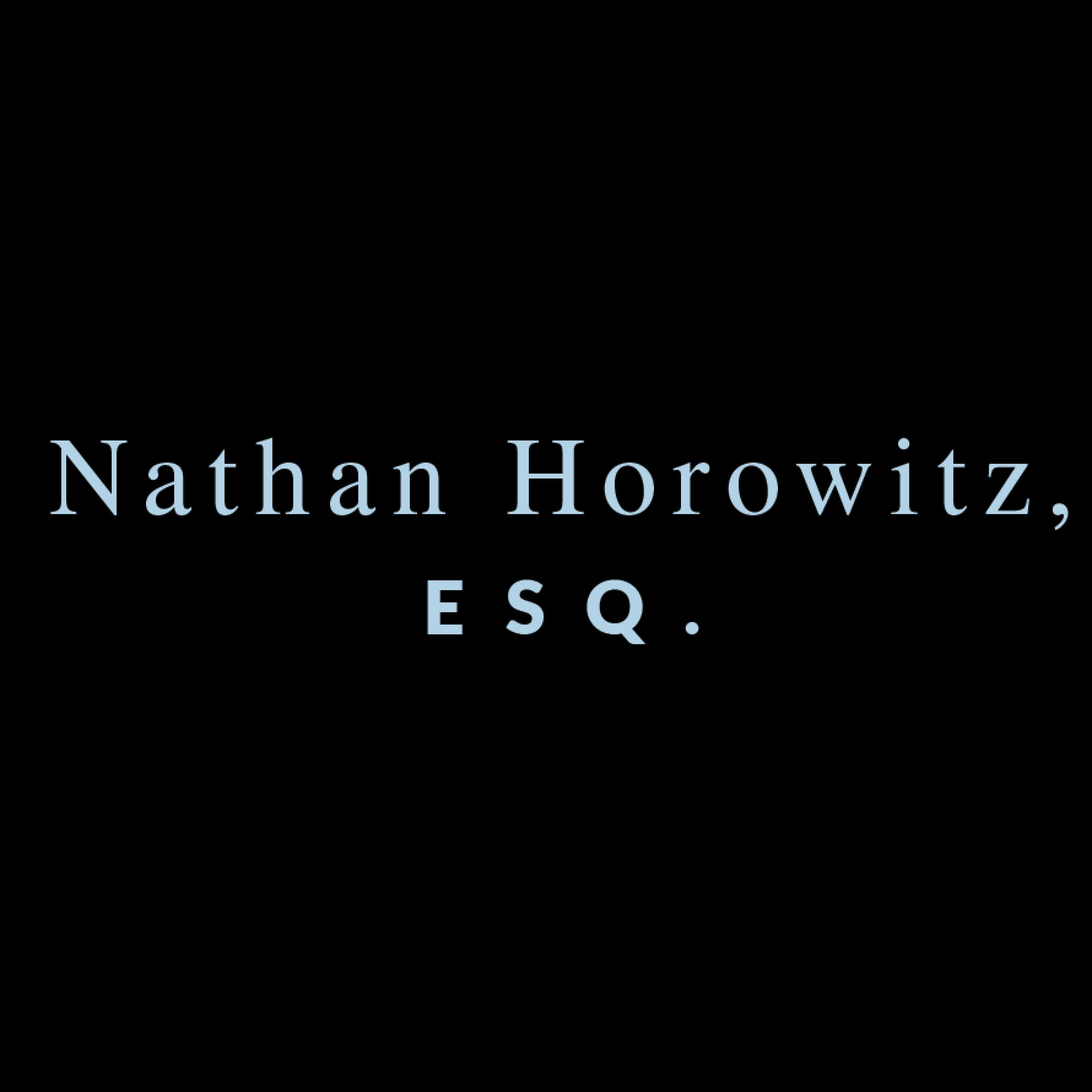 Nathan Horowitz, ESQ.