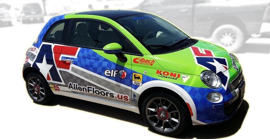 Allen Floors - ad image