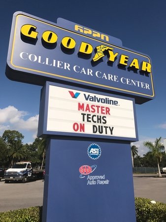 Collier Goodyear Car Care Center In Naples Fl 34114