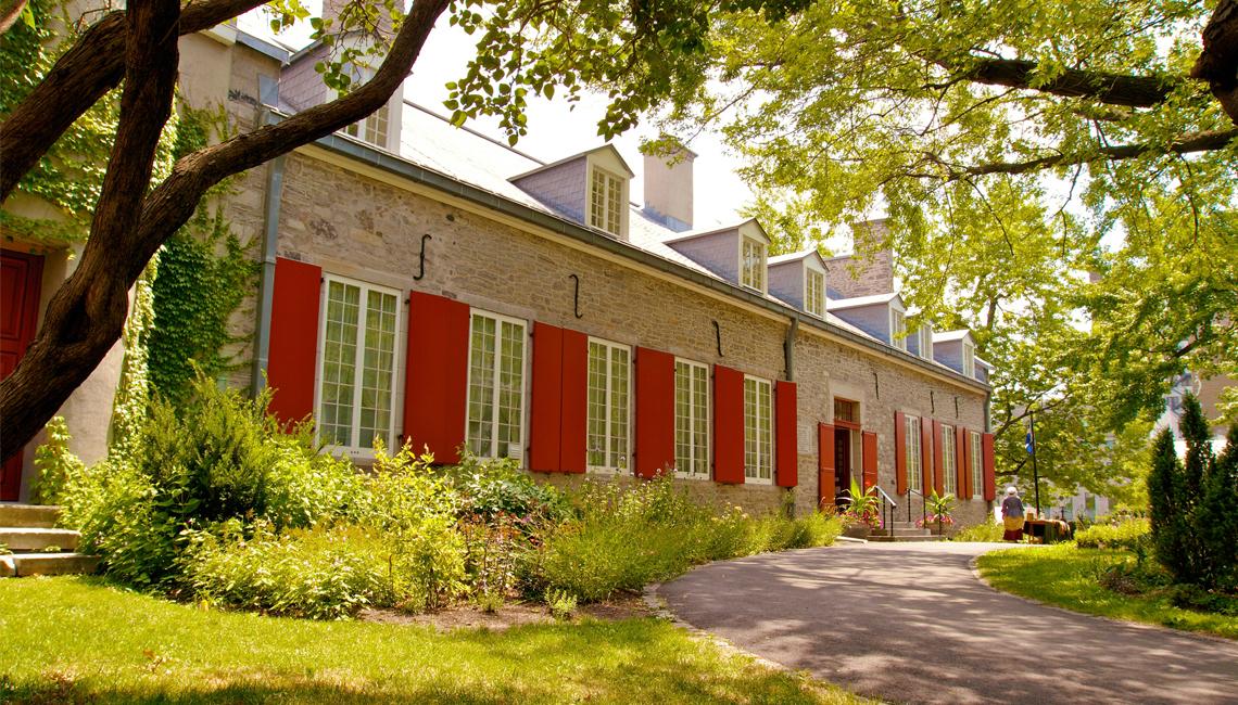 Château Ramezay-Musée et Site Historique de Montréal