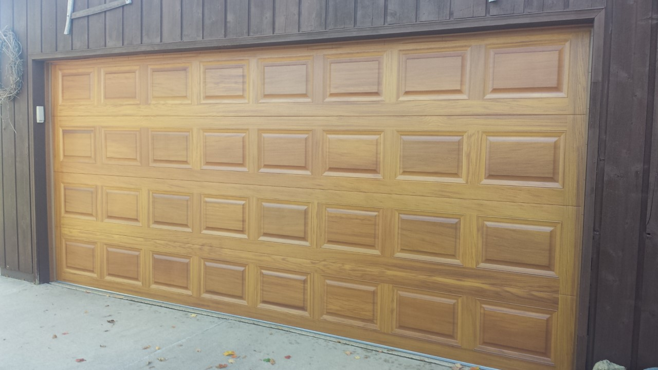 Black Hawk Aaa Garage Door