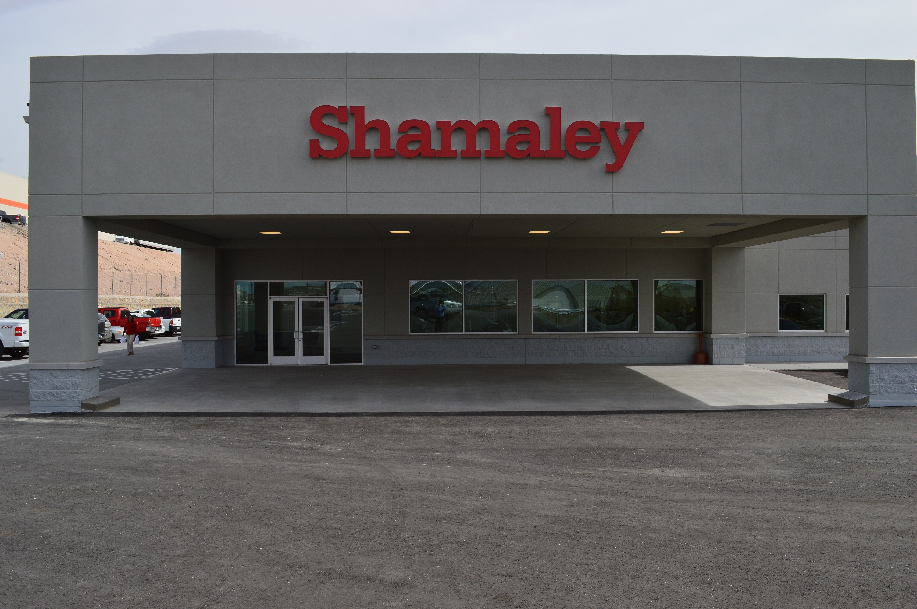 Shamaley Collision Center of El Paso image 1