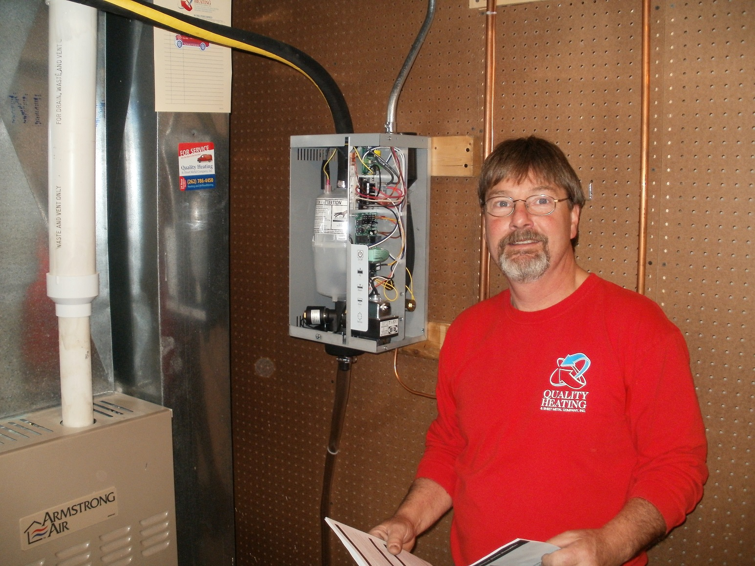 Quality Heating & Sheet Metal Company, Inc. image 3