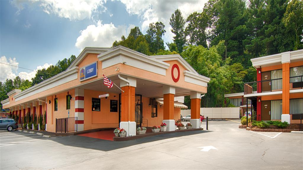 Barber Shop Asheville Nc : Best Western Asheville Tunnel Road in Asheville, NC - 828-298-5562