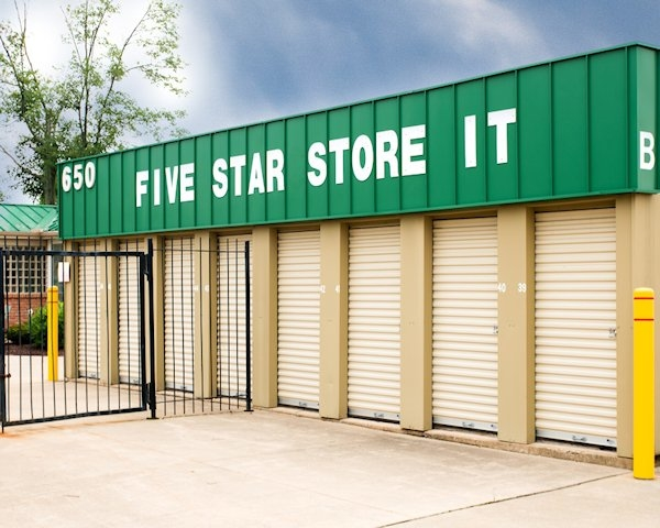 Five Star Store It - Berea image 3