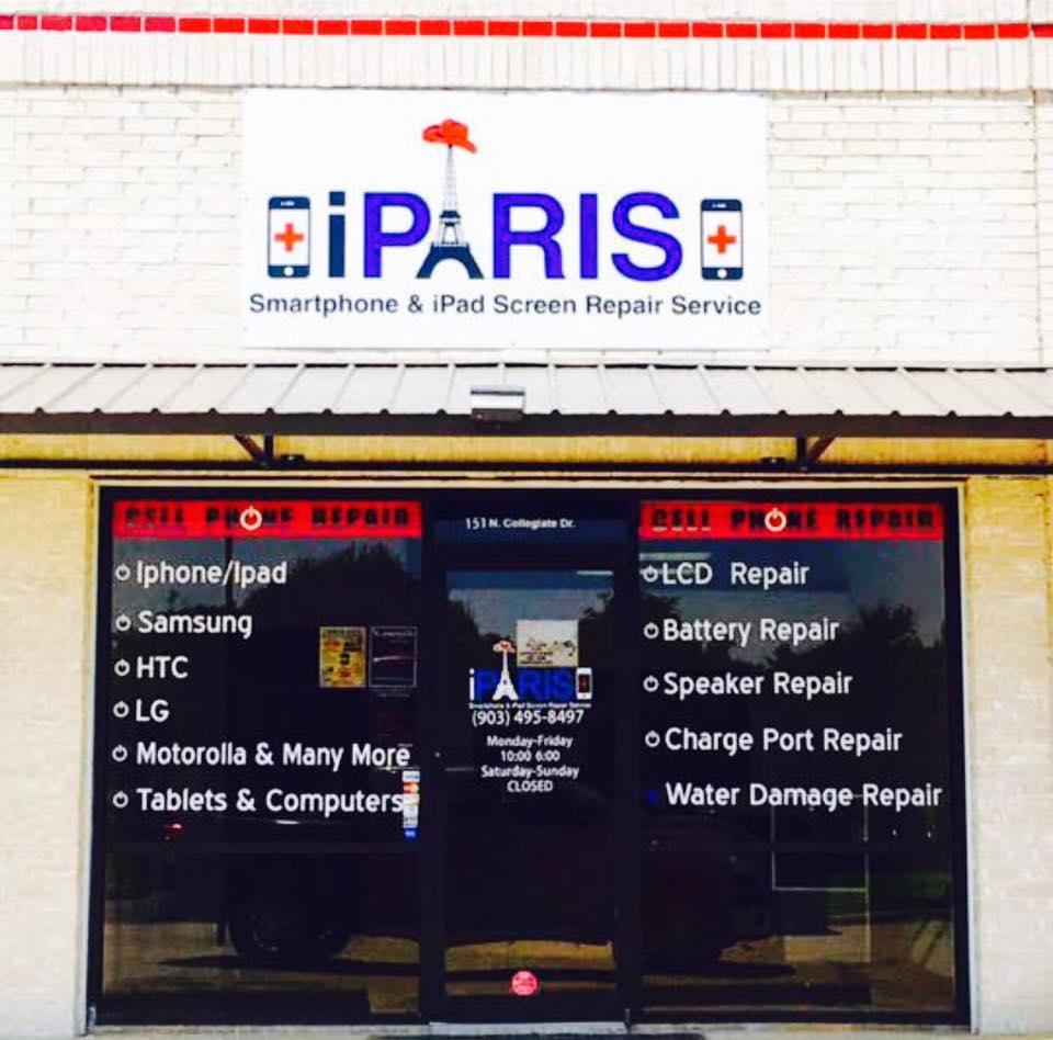 Iparis Smartphone & Ipad Screen Repair Service image 2