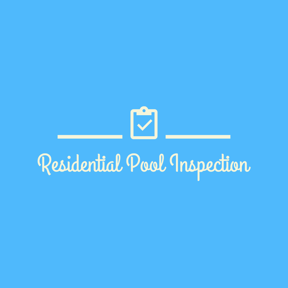 Residential Pool Inspection