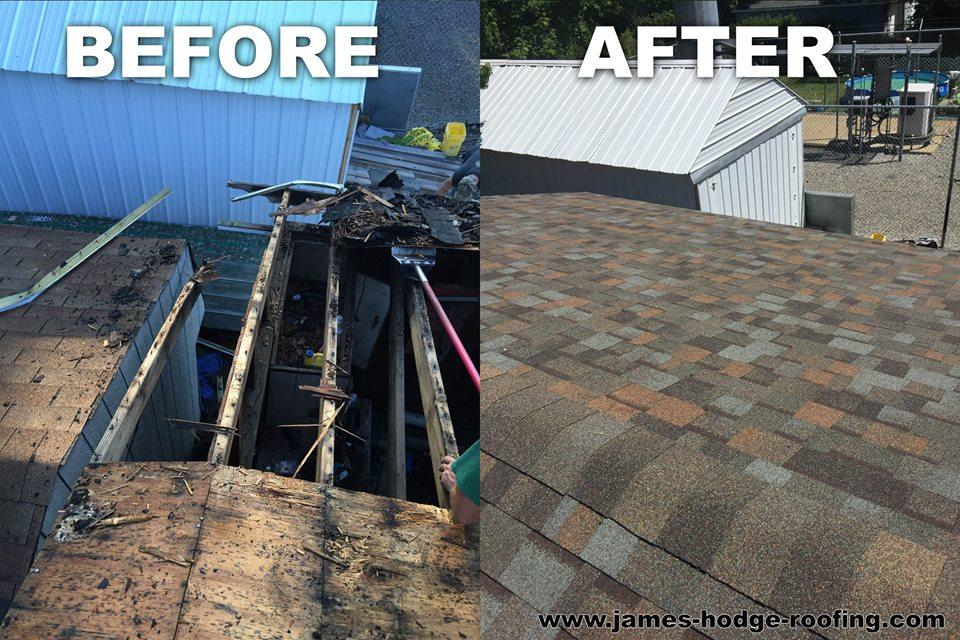 James Roofing, Inc image 2