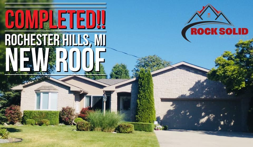 Rock Solid Exteriors - Roofers and Siding Contractors image 52