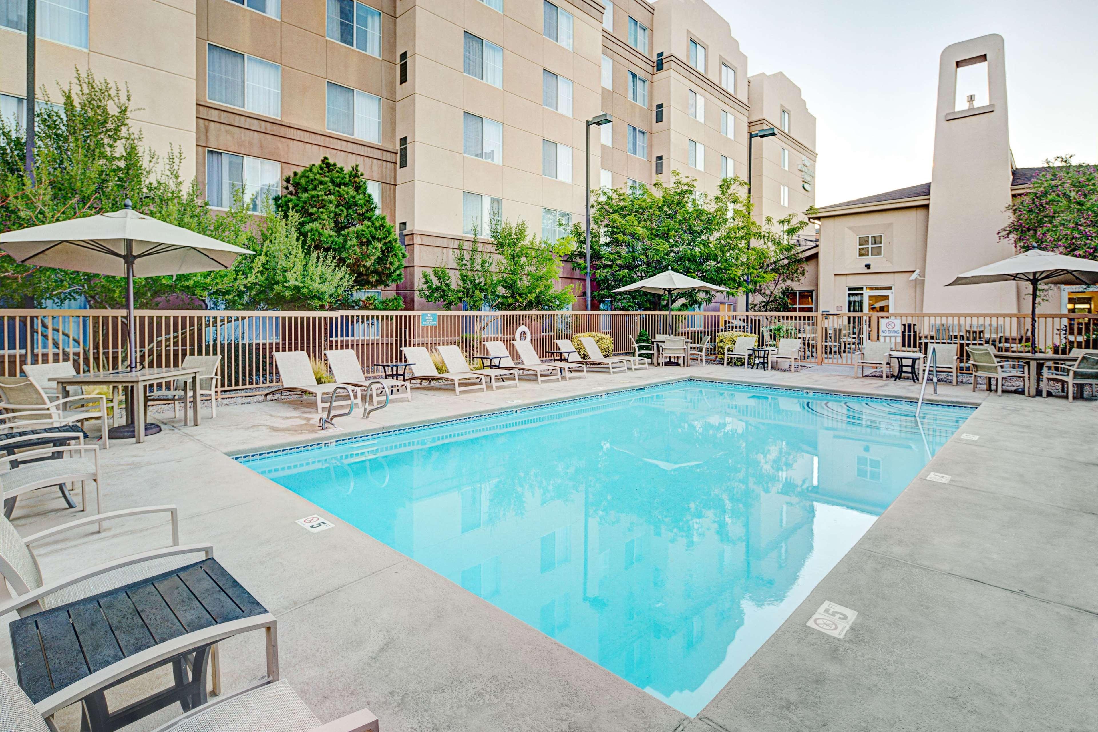 Hilton Garden Inn Albuquerque Uptown NM Hotels inducedinfo