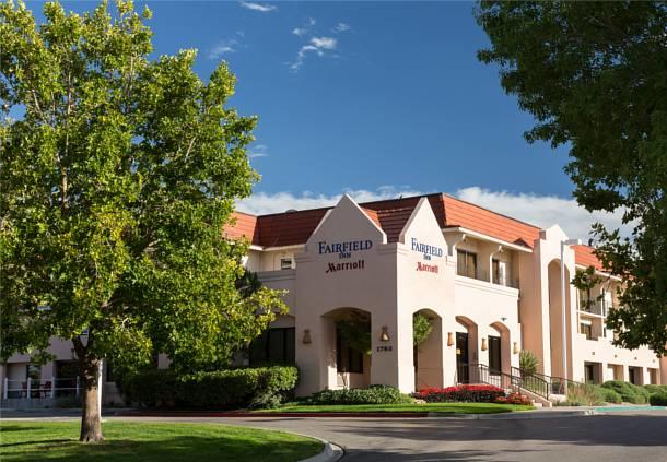 Fairfield Inn by Marriott Albuquerque University Area image 9