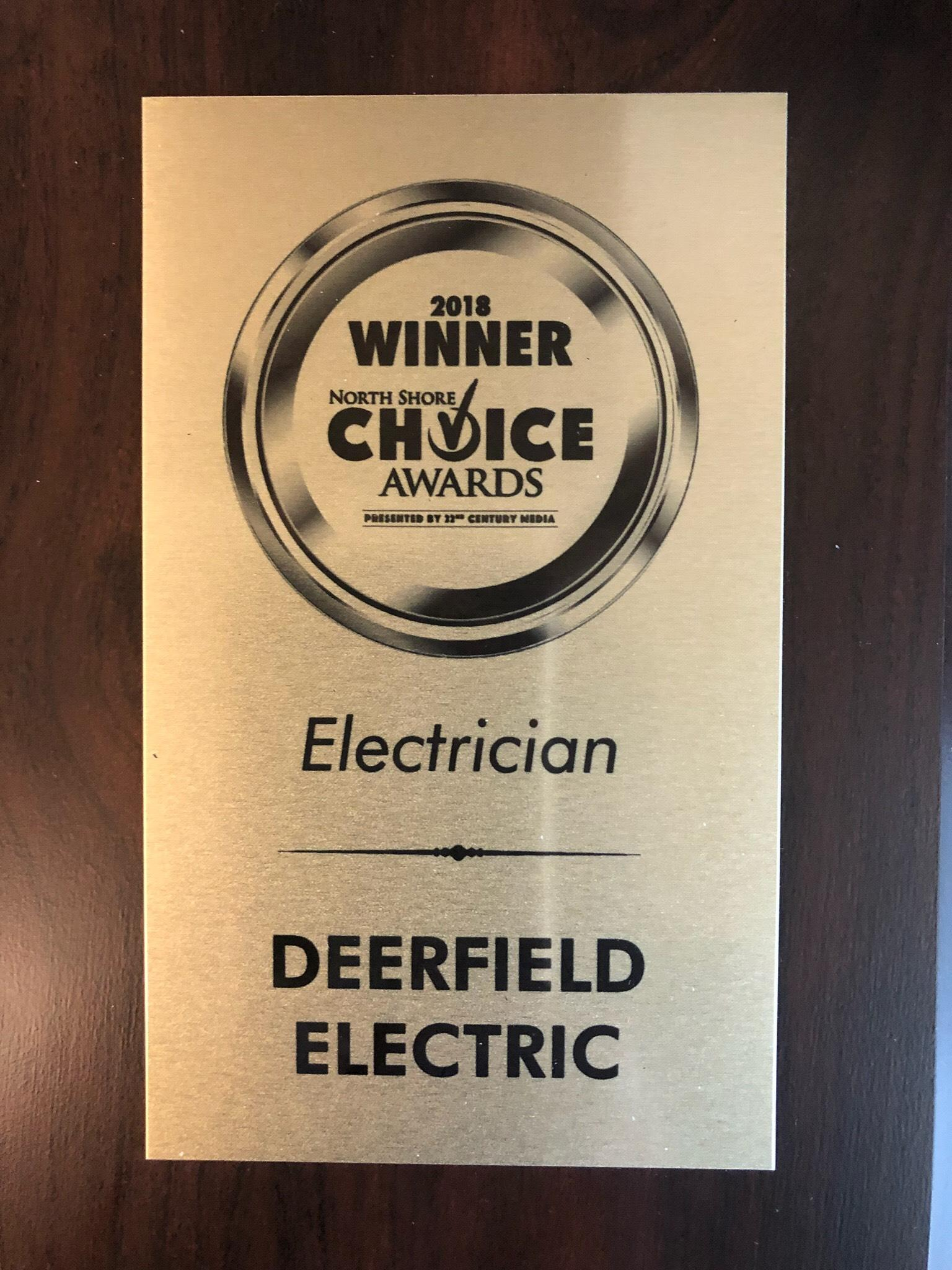 DEERFIELD ELECTRIC PANY INC in Northbrook IL