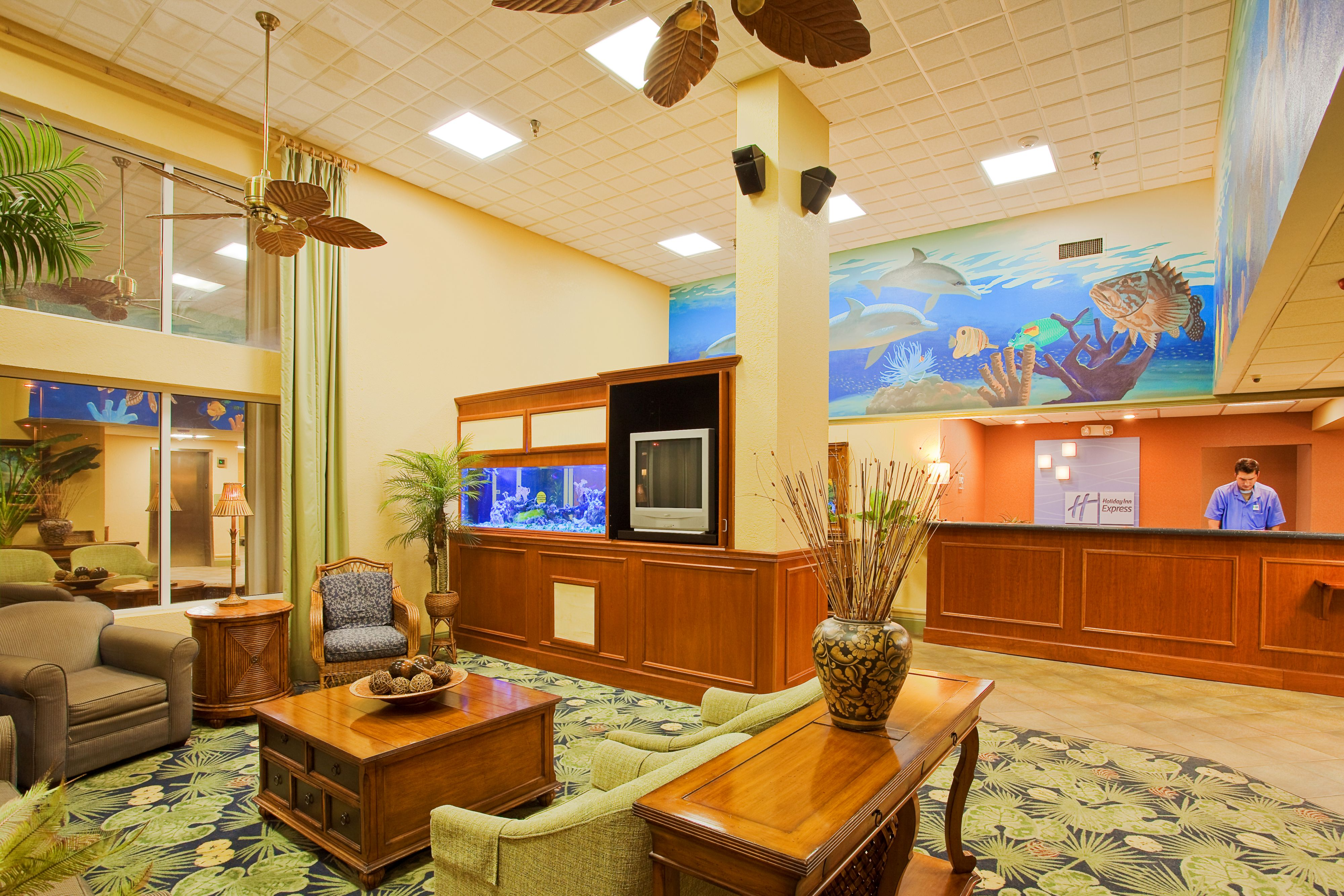Holiday Inn Express Orange Beach-On The Beach image 6
